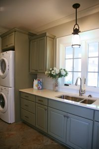 Laundry Room cabinetry laundry sink built ins