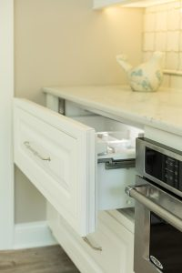 Pool House Cabinetry