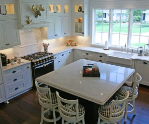 Timeless Classic Kitchen Remodel