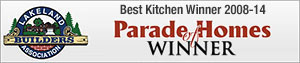 Parade of Homes Winner