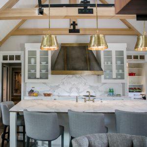 Geneva Cabinet Company Farmhouse Kitchen Plato Woodwork Cabinetry