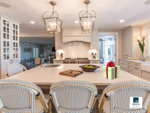 clear counter space Medallion Cabinetry Kitchen island