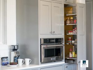 Geneva Cabinet Company kitchen cabinet pull out cabinet storage kitchen not just for spices anymore