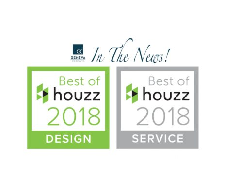 Geneva Cabinet Company Houzz Best of Awards 2018
