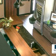 Wood and Soapstone Countertops Geneva Cabinet Company in Lake Geneva Wi