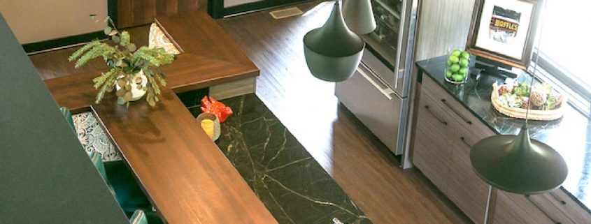 Wood and Soapstone Countertops Geneva Cabinet Company in Lake Geneva Wi