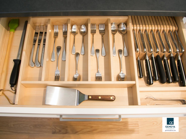 Geneva Cabinet Company drawer dividers