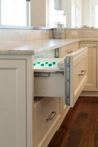 Geneva Cabinet Company sub zero refrigerator drawers