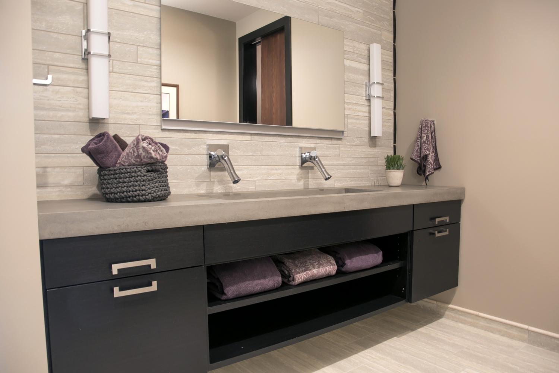 Bathroom Vanity Cabinetry by Geneva Cabinet in Lake Geneva WI