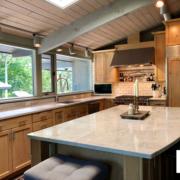 Geneva Cabinet Company Lake Geneva WI kitchen makeover with CB Wilson