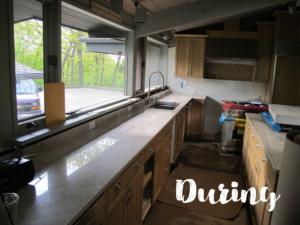 Kitchen Remodel Geneva Cabinet Company and CB Wilson