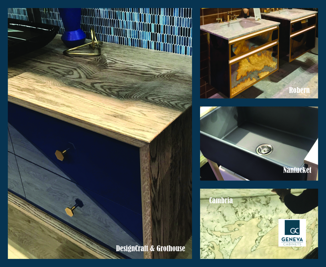 Geneva Cabinet Company KBIS report Artisan trends
