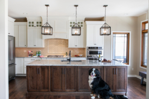 Kitchen cabinet design before and after