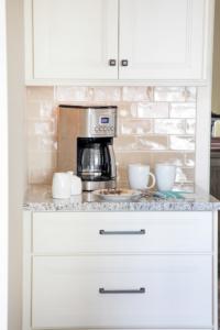 cabinet design coffee bar